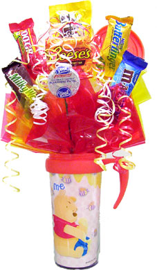 Winnie The Pooh Candy Bouquet Mug data-pin-no-hover=