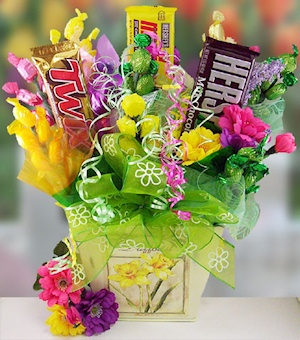 Spring Flowers Candy Gift Set imagerjs