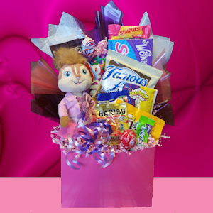 The Chipmunks Britney Candy Bouquet imagerjs
