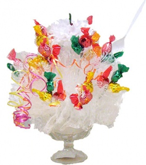 Sugar Free Candy Sherbet Arrangement data-pin-no-hover=