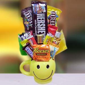 Smiles All Around Sweet Candy Stacker imagerjs
