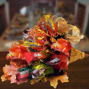 Thanksgiving Candy Cornucopia imagerjs
