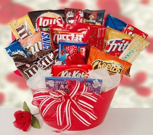 Valentine's Day Snack Bouquet imagerjs