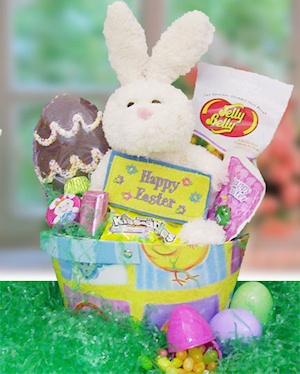 Easter Surprise Candy Bouquet imagerjs