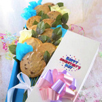 Happy Secretary's Day Longstem Cookies