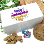 Happy Admin Day Cookie Box
