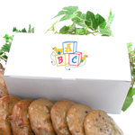 Baby Cookie Gift Box