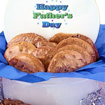 Happy Father's Day Cookie Tin