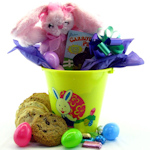Easter Bunny Cookie Pail