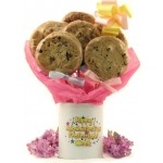 Admin Professional Week Cookie Tin Bouquet