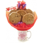 Be My Valentine Cookie Mug
