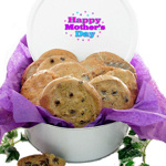 Mother's Day Tin of Gourmet Cookies