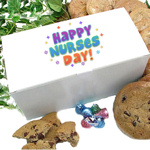 Nurse's Day Cookie Gift Box