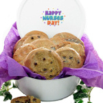 Happy Nurses Day Tin of Cookies