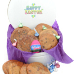 Happy Easter Cookie Gift Tin