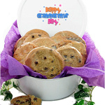 Happy Grandparent's Day Cookie Tin