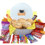 Happy Halloween Goodie Tin