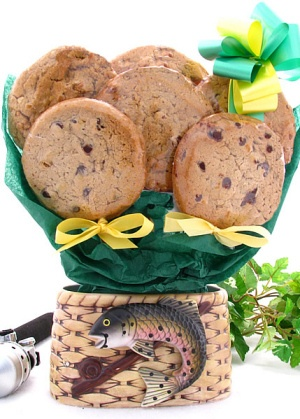 Fishing Cookie Basket imagerjs