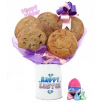 Easter Tin Bouquet of Cookies