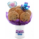 Mother's Day Cookie Bouquet Tin