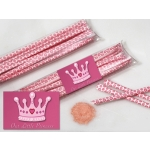 Little Princess Edible Pink Candy Powder Favors