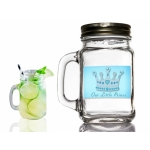 Little Prince Design Mason Jar Favors