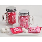Princess Baby Shower Mason Jar Mint Candy Favors