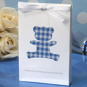 Scentsational Collection Blue Bear Sachet Favors imagerjs