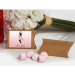 Baby Shower Pink Mint Favor Boxes