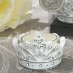 Princess Tiara Candle Holder Shower Favors
