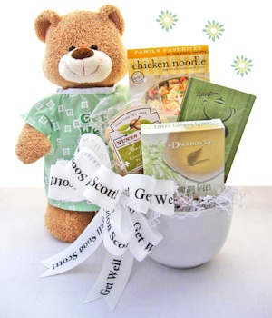 Get Well Bear Wishes Mug Gift imagerjs