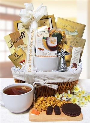 Angel Heart Gift Basket imagerjs