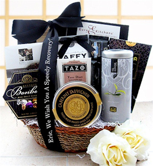 Wish For Recovery Gift Basket image