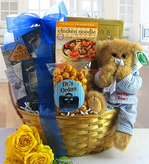 Get Well Beary Soon Basket imagerjs
