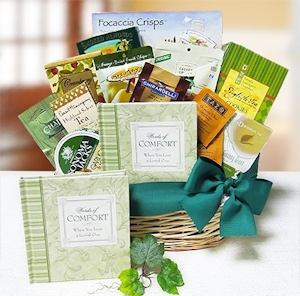 Expressions of Comfort Gift Basket data-pin-no-hover=