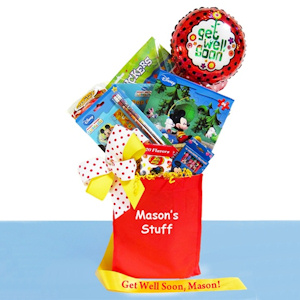 Mickey Mouse Get Well Tote imagerjs