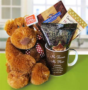 Father Bear Gift Set imagerjs