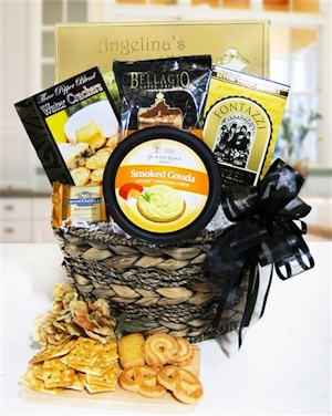 Hearty Gourmet Gift Basket imagerjs