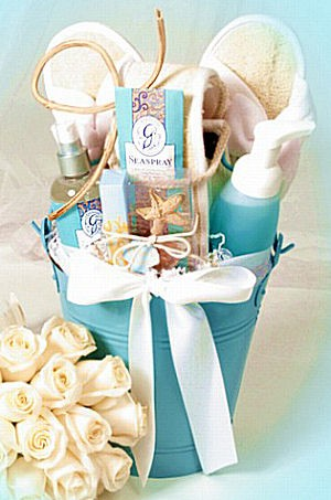 Stylish Seashore Spa Set data-pin-no-hover=