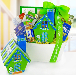 Thank You for Your Hospitality Gift Basket imagerjs