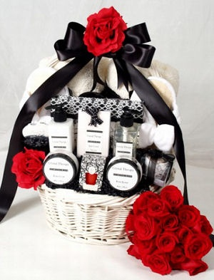 Maribel Spa Anniversary Basket image