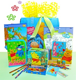 Disney Pooh Sibling Activity Gift Set imagerjs