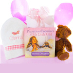 Prayers For My Little Girl Gift Set
