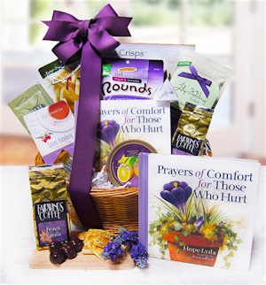 Prayers For You Gift Basket imagerjs