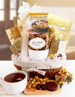 Wishes For Wellness Gift Basket imagerjs