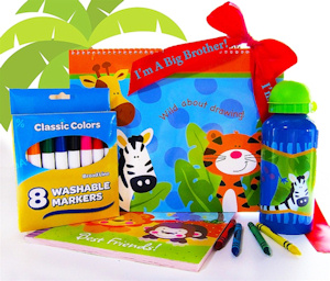 Zany Zoo Big Brother Gift Activity Set imagerjs