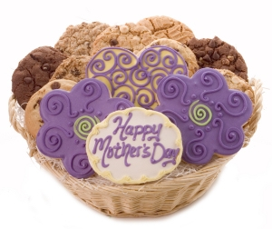 Mom's Periwinkle Cookie Basket Delete data-pin-no-hover=