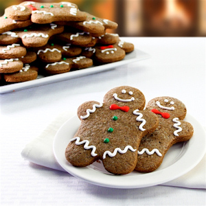 Gingerbread Man Cookie Assortment Gift Box Delete imagerjs