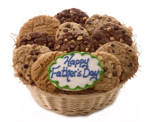 Father's Day Gourmet Cookie Gift Basket Delete image