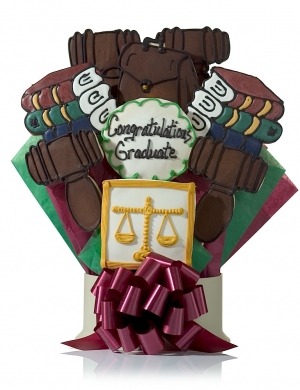 The Law Cookie Gift Bouquet Delete imagerjs